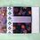 Thumbnail: Botanical Fruits A5 Patterned softback notebooks