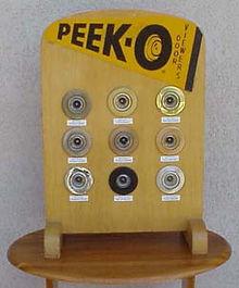 peeko finishes