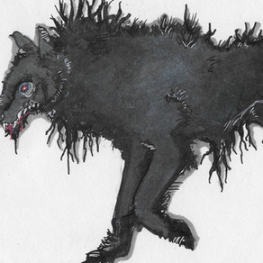 Bestiary #4: The Black Hound