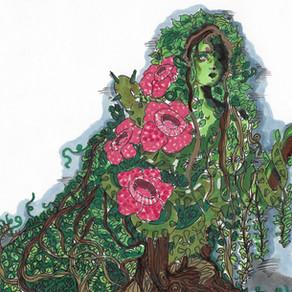 Bestiary #6: The Nature Spirit
