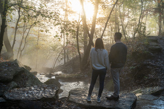 Engagement Shoot - Devil's Den