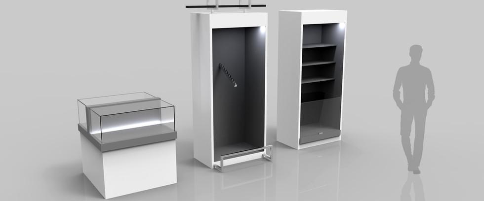 Suzuki - display tervezés - Megbízó: Win - Win postion