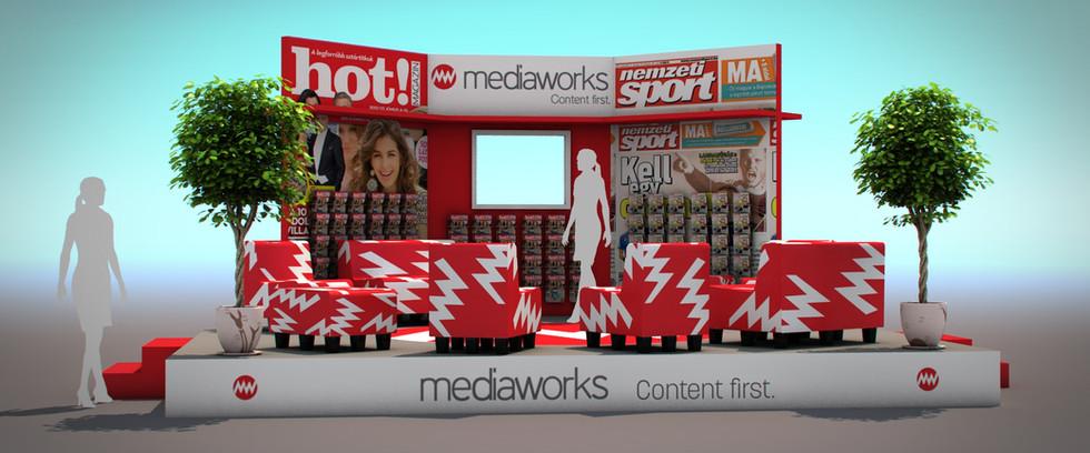 Mediaworks fesztivál megjelenés