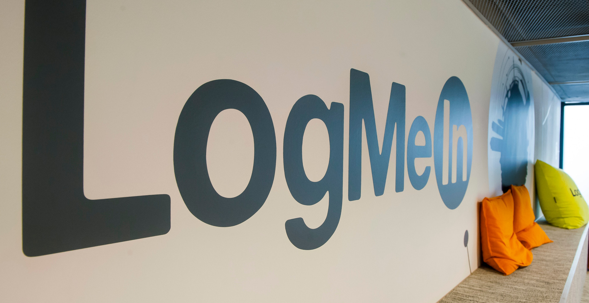 LogMeIn iroda design
