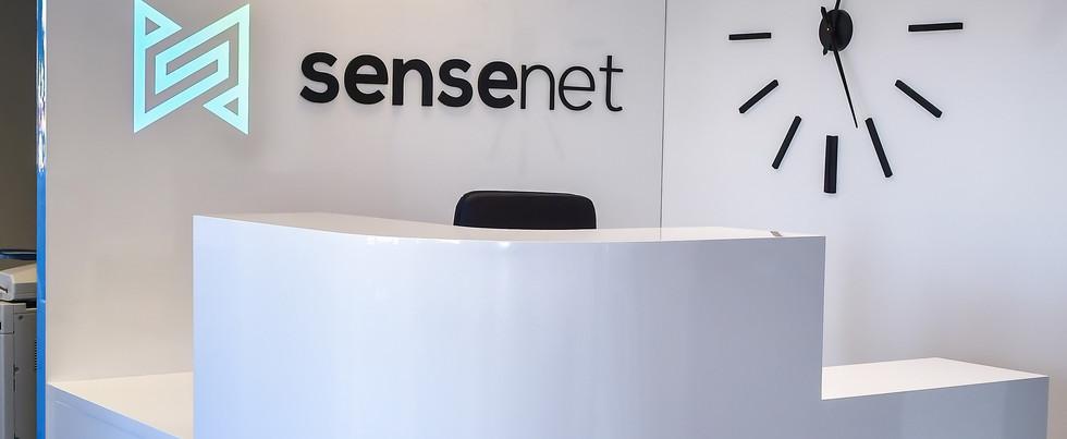 Sensenet iroda design