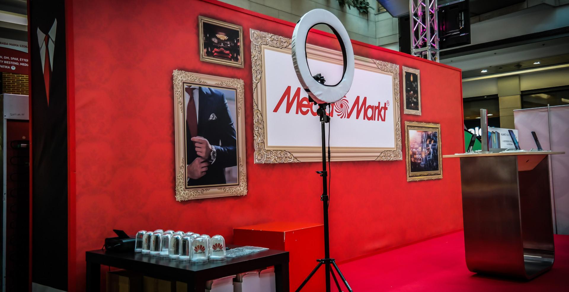 Media Markt megjelenés - Westend Joy napok