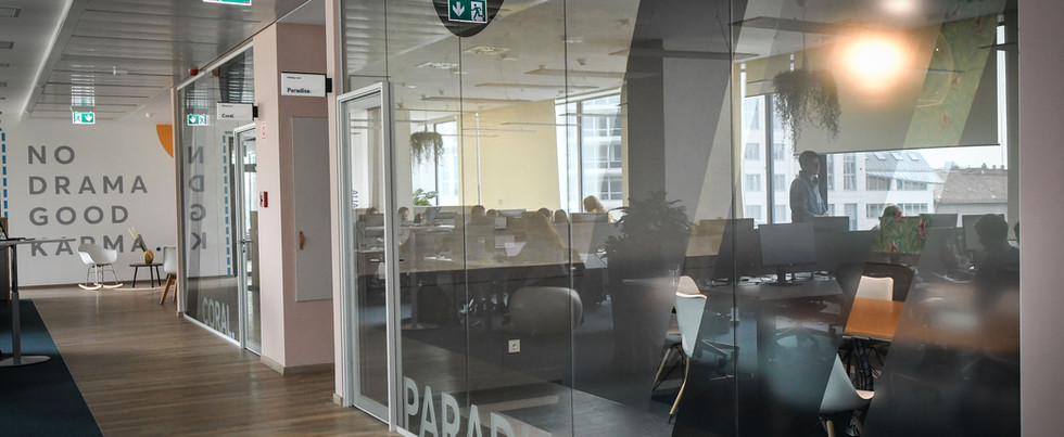 TransferWise iroda design