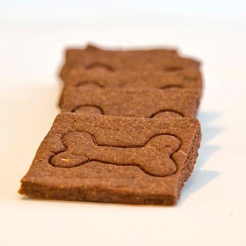 Biscoito de Alfarroba com Coco - 100g