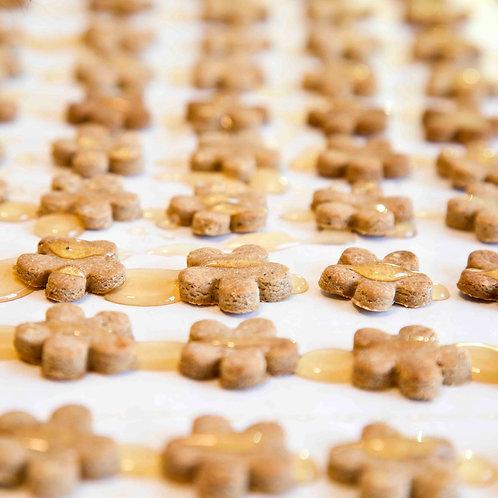 Biscoito de Mel e Canela - 100g