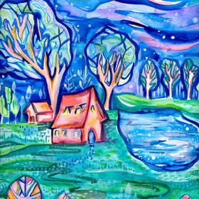 Cottage of Darkness