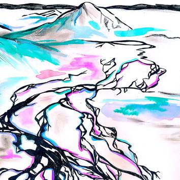 Glacial Cracks