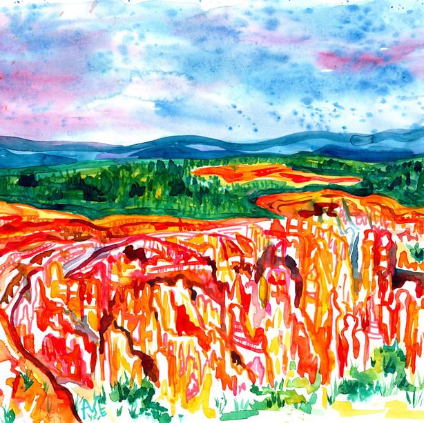 Bryce Canyon Study