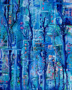 City-Roots-Abstract-Marian-Simmons