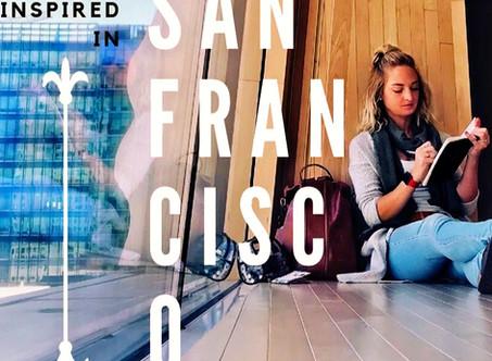 The Wayfaring Painter: soaking up art (& the fog!) in San Francisco