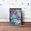 Thumbnail: Rain Bouquet print
