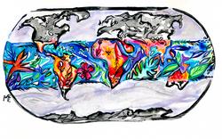 Tropical Equator web size