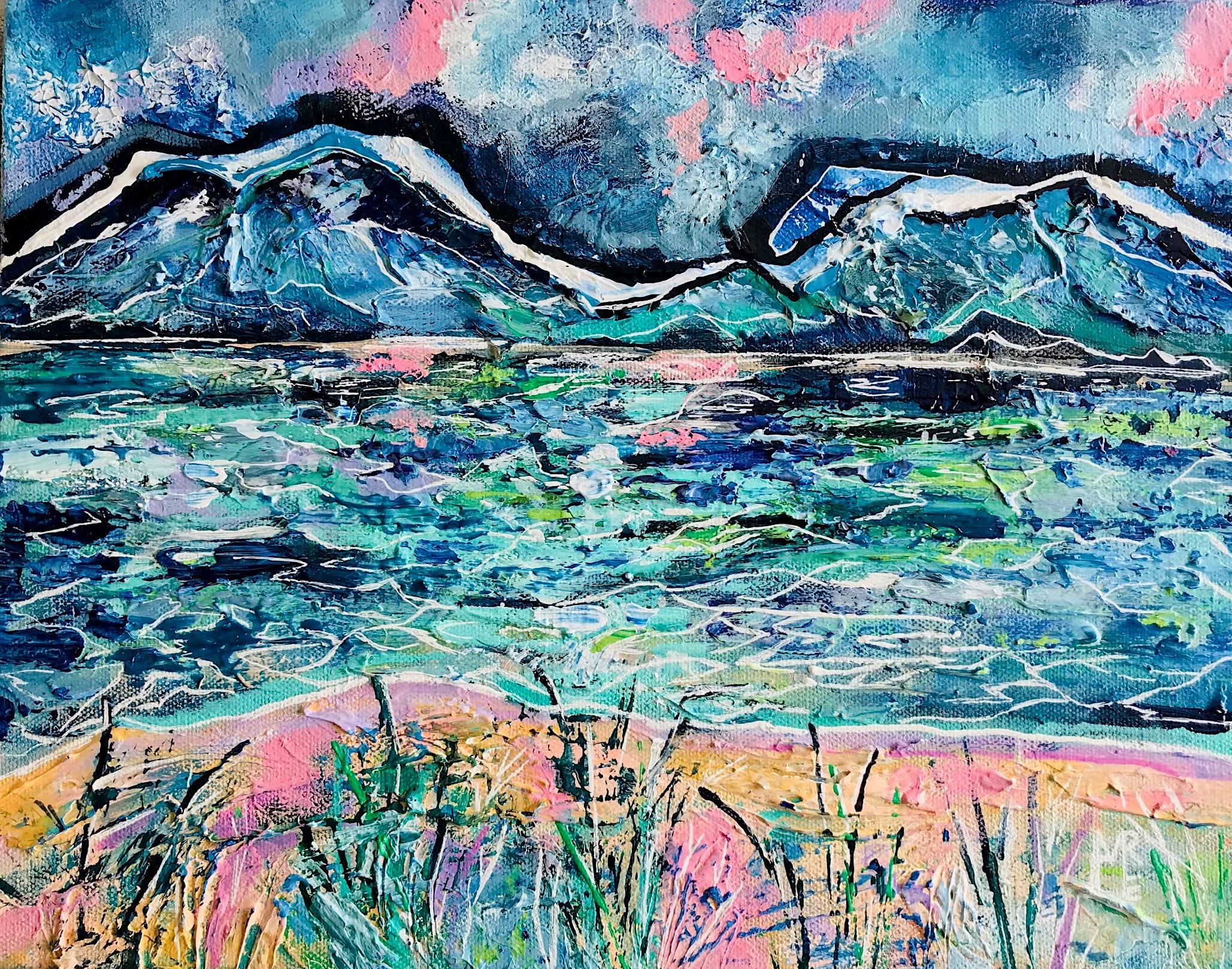 Utah Lake Twilight