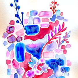 Rustic Folk Bouquet