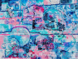 pink-and-blue-abstract-art