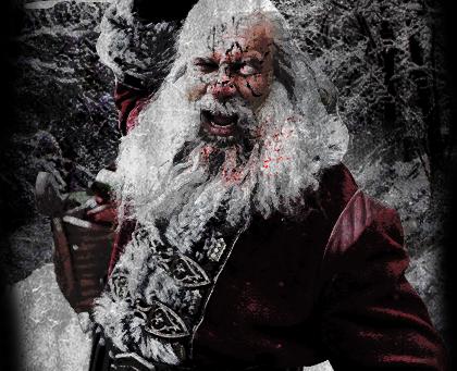 Un Natale da Paura