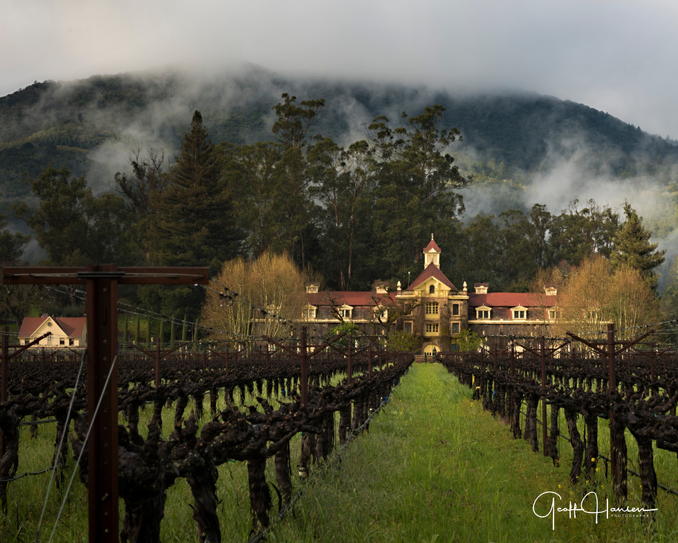 Chateau in the Clouds