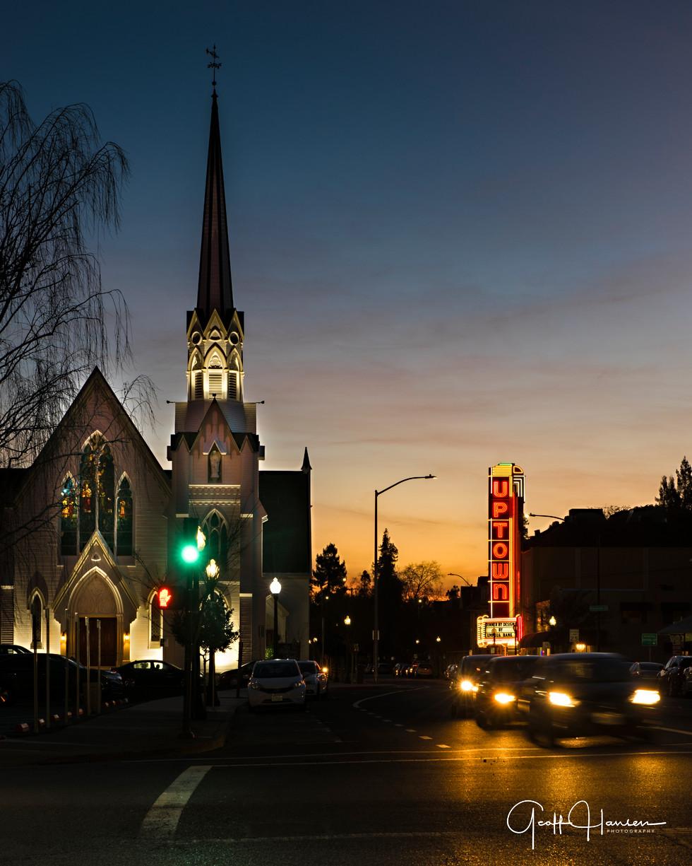 Uptown Sundown