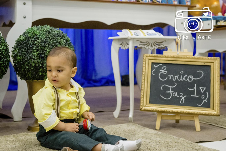 Aniversário do Enrico