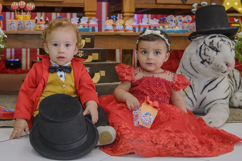 Festa do Miguel e da Alice