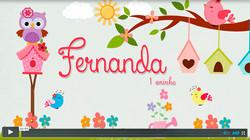 Slide show da Fernanda