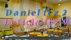 Slideshow do Daniel e Letícia