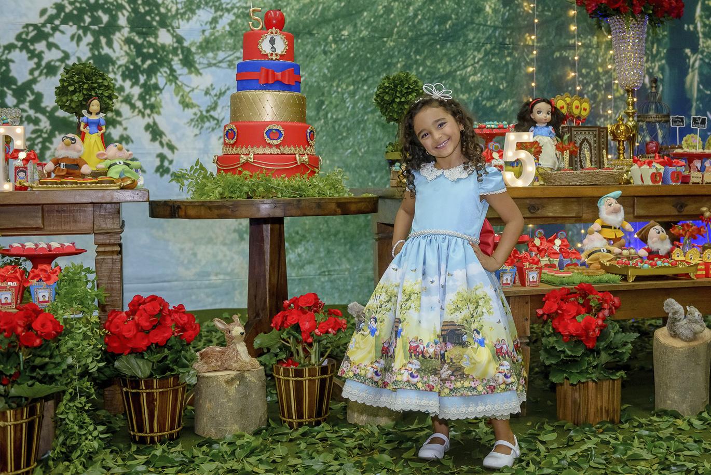 Aniversário da Thayna