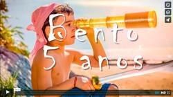 Slideshow do Bento