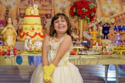 Aniversário da Nathália