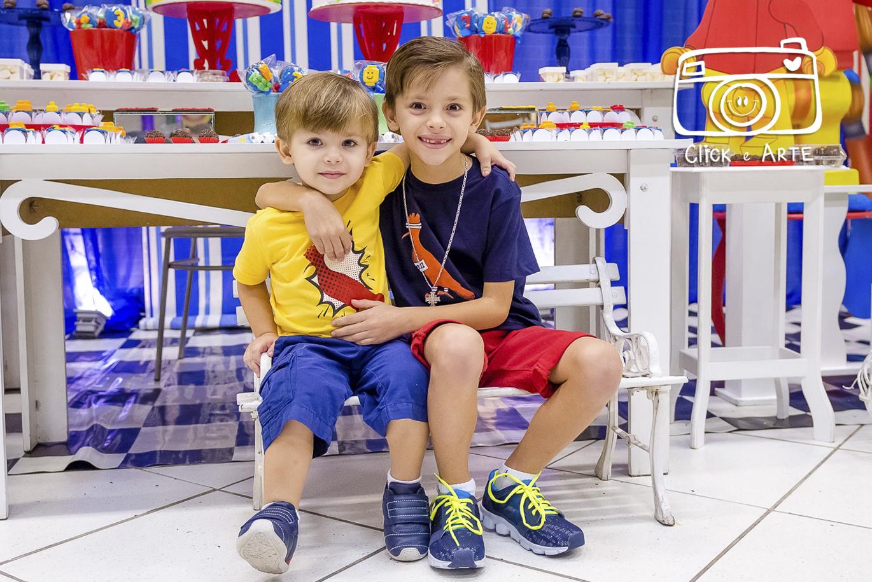 Aniversário do Vitor & Vinicius
