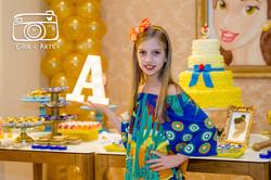 Aniversário da Amanda