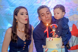 Aniversário do Alvaro