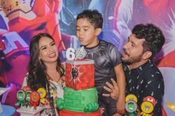 A festa do Pedro Henrique
