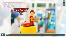 Slide show do Arthur