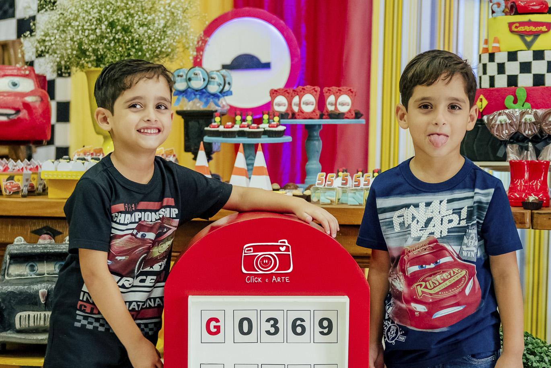 Aniversário do Eduardo & Vinicius