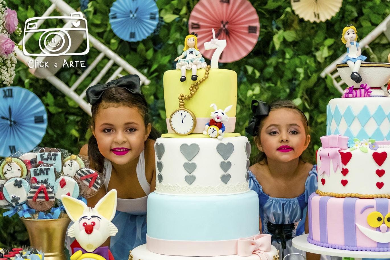Aniversário da Beatriz & Sophia