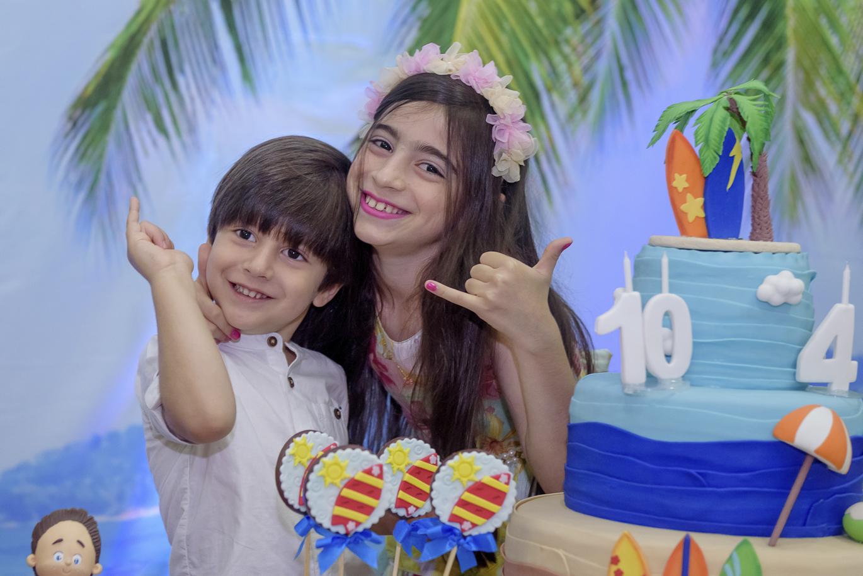 Festa da Gabriela e Danilo