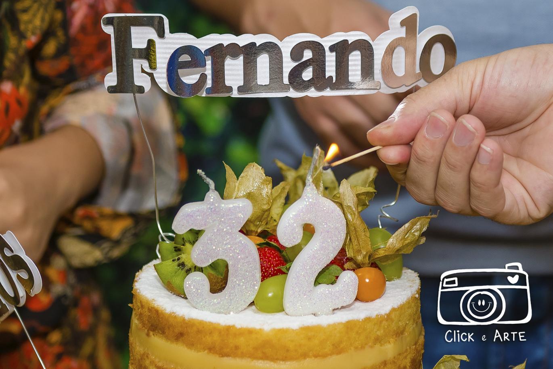Aniversário do Fernando
