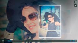 Slide show da Mariana