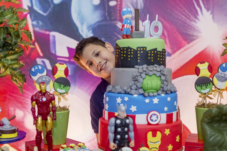 Aniversário do Pedro Henrique