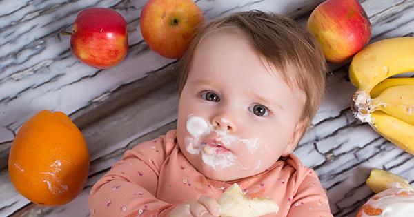 สารอาหารที่เด็กทารกต้องการ มีอะไรบ้าง?
