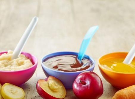 แนวทางการให้อาหารตามวัย & สัดส่วนและปริมาณอาหารต่อมื้อ ตามวัยเด็กอายุ 0-24 เดือน