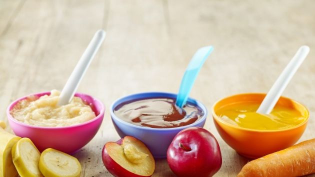 แนวทางการให้อาหารตามวัย