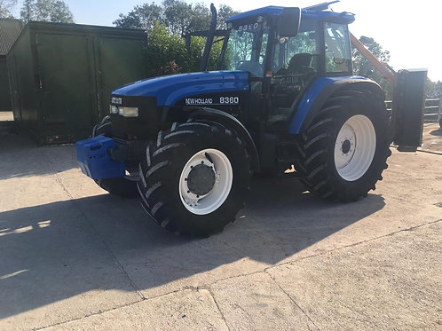 New Holland Raffle Special Offer