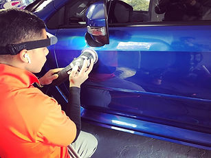 Paint Correction & Protection Service | O.C.Detailing