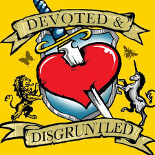 Devoted and Disgruntled 15!